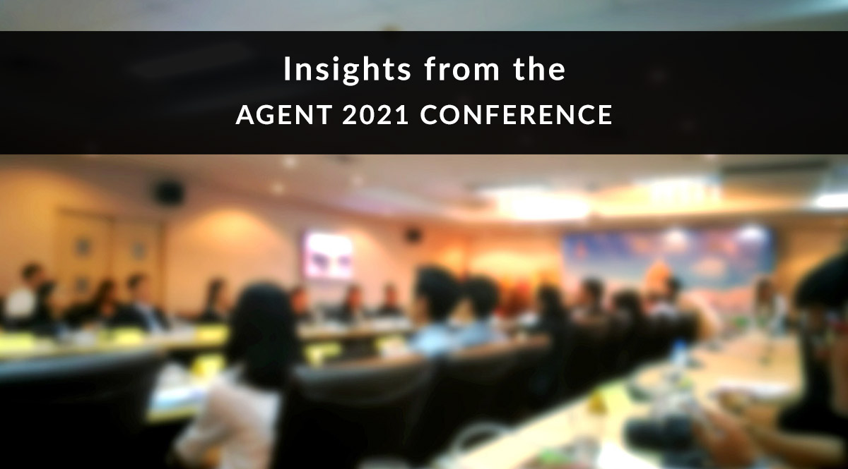 Insights from the Agent 2021 Conference