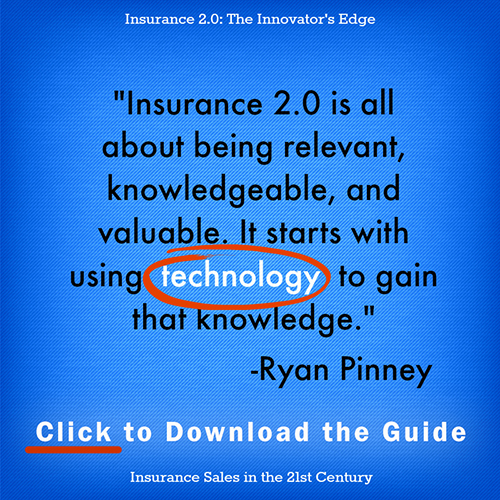 Click to Download the Guide: Insurance Sales in the 21st Century