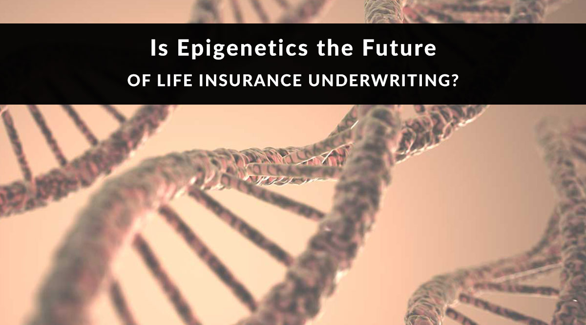 Is Epigenetics the Future of Life Insurance Underwriting?