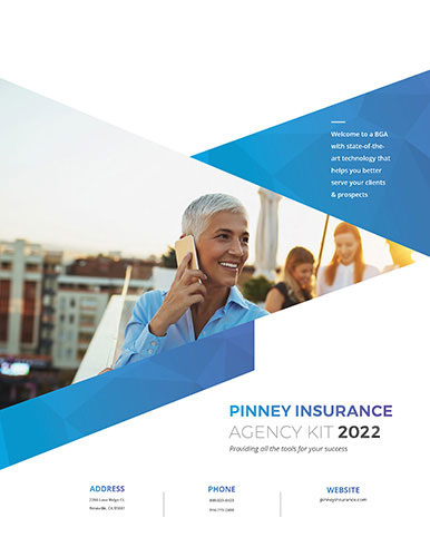 Pinney Insurance Media Kit