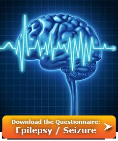 Epilepsy Seizure questionnaire