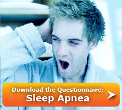 Sleep Apnea questionnaire