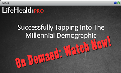 LHP Webinar on Demand: Successfully Tapping into the Millennial Demographic