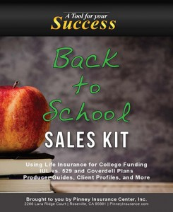 Back to School Sales Kit